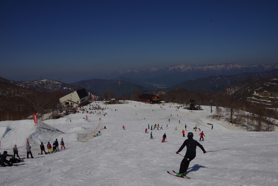 快晴で最高でした|かぐらスキー場のクチコミ画像