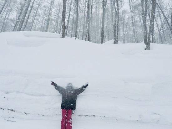 至福のひととき!|水上宝台樹スキー場のクチコミ画像