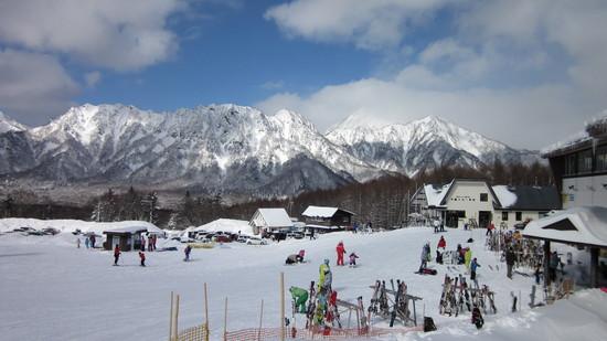 雪質最高だよね|戸隠スキー場のクチコミ画像
