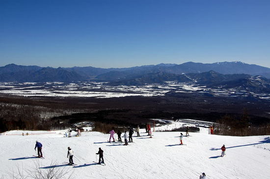 ファミリ-向けですよ。|サンメドウズ清里スキー場のクチコミ画像