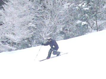 今年のベストショット1|信州松本 野麦峠スキー場のクチコミ画像
