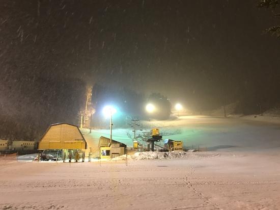 雪、雪、雪~|ホワイトピアたかすのクチコミ画像