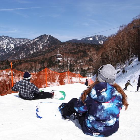 景色がきれい!|丸沼高原スキー場のクチコミ画像