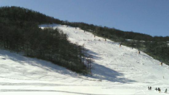 スキーヤー大集結