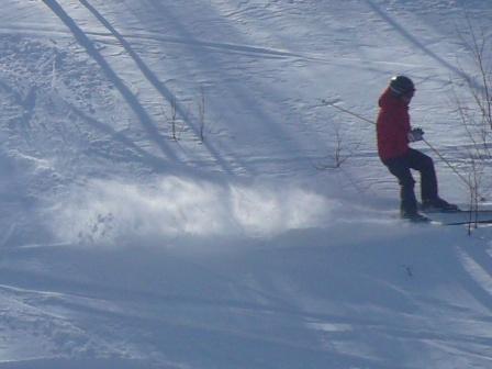 乾いた圧雪|信州松本 野麦峠スキー場のクチコミ画像