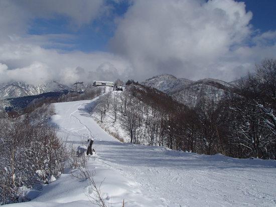 楽しいゲレンデ|立山山麓スキー場のクチコミ画像