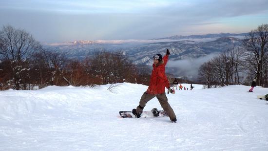 景色最高|池の平温泉スキー場のクチコミ画像