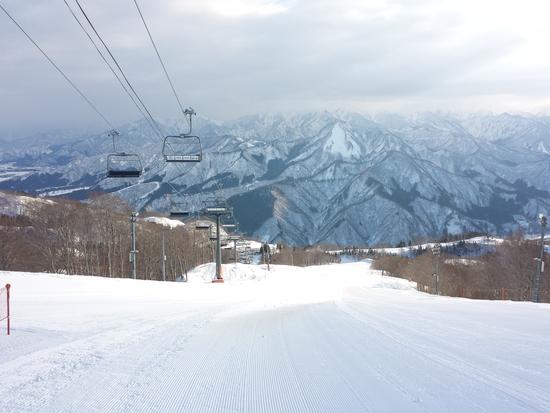平日がオススメ!|GALA湯沢スキー場のクチコミ画像