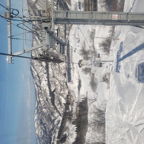 ダイナミック!|シャルマン火打スキー場のクチコミ画像
