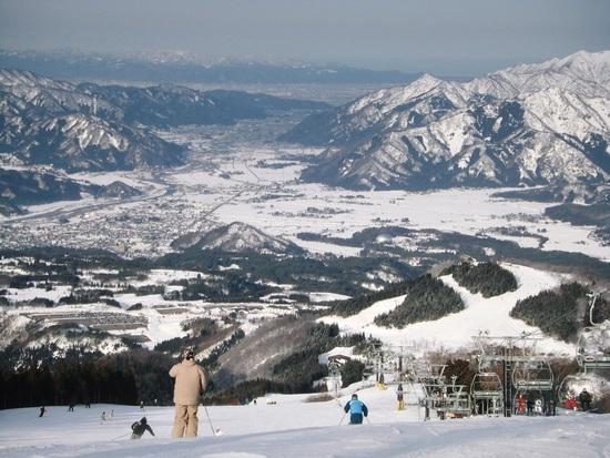 ロングコースなら西日本ぴか一|スキージャム勝山のクチコミ画像