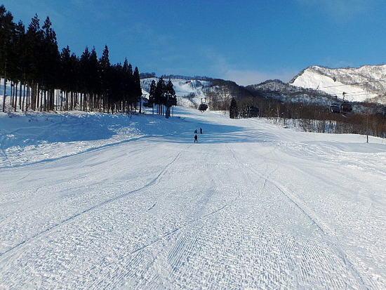 穴場的でありながら、多彩に楽しめるスキー場です。|福井和泉スキー場のクチコミ画像1
