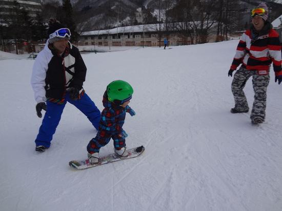 ファミリーにおすすめ|苗場スキー場のクチコミ画像
