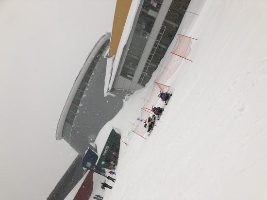 初滑り|夏油高原スキー場のクチコミ画像