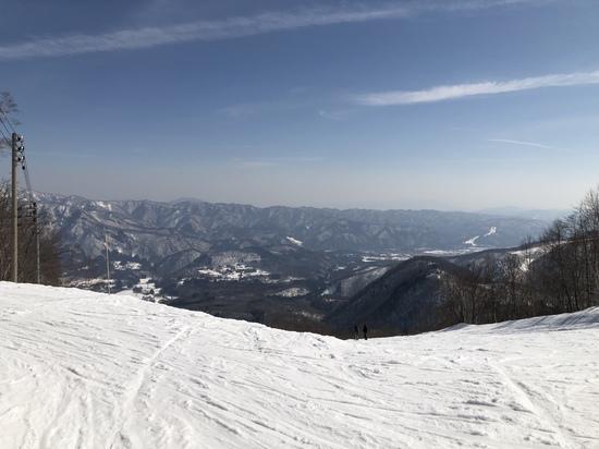 ゲレンデパノラマに感動!?|栂池高原スキー場のクチコミ画像