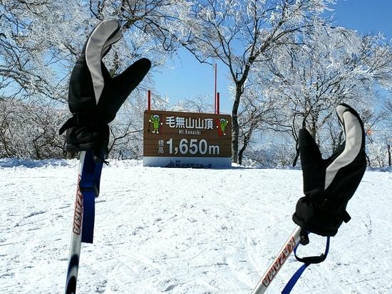 コースが多彩 野沢温泉スキー場のクチコミ画像2