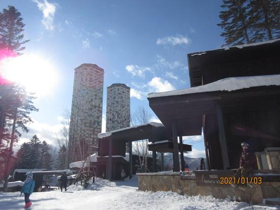 リゾートでした。|星野リゾート トマム スキー場のクチコミ画像1