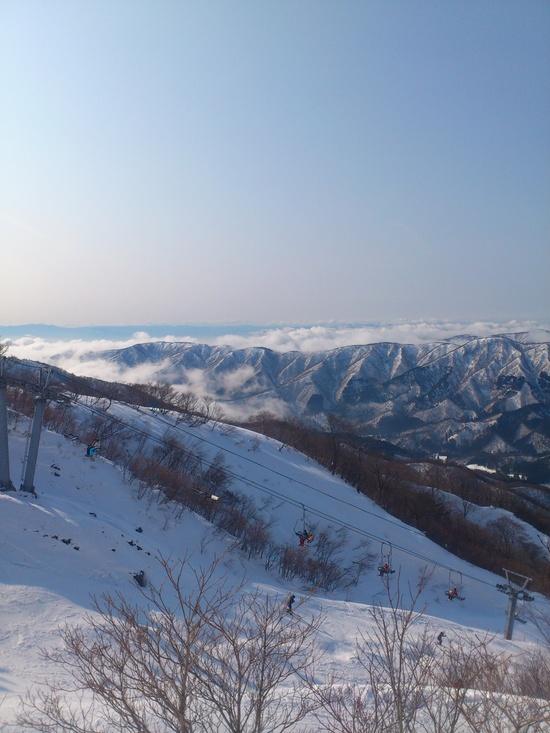 大阪から近くて楽しいゲレンデ|グランスノー奥伊吹(旧名称 奥伊吹スキー場)のクチコミ画像