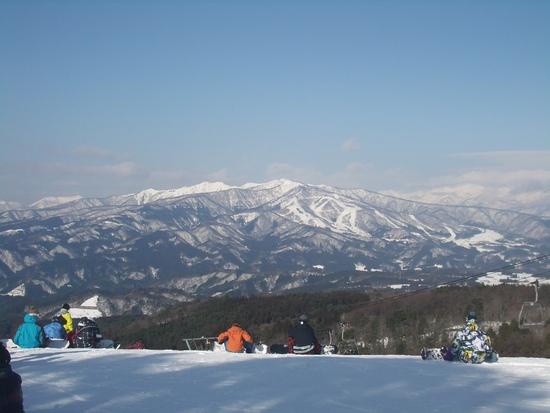 初滑り|鷲ヶ岳スキー場のクチコミ画像
