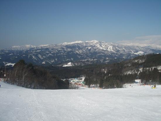 初滑り|鷲ヶ岳スキー場のクチコミ画像2