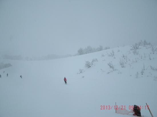ほぼ全面滑走可能 須原スキー場のクチコミ画像2
