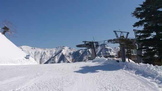まだまだ雪有りました!|川場スキー場のクチコミ画像