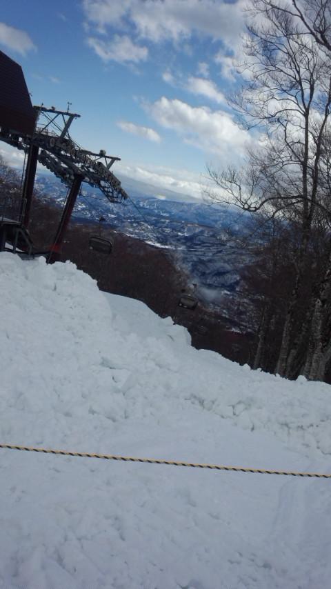 まるで春スキー&スノーボードです!|赤倉観光リゾートスキー場のクチコミ画像2