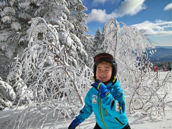 雪不足でも…|パルコールつま恋スキーリゾートのクチコミ画像