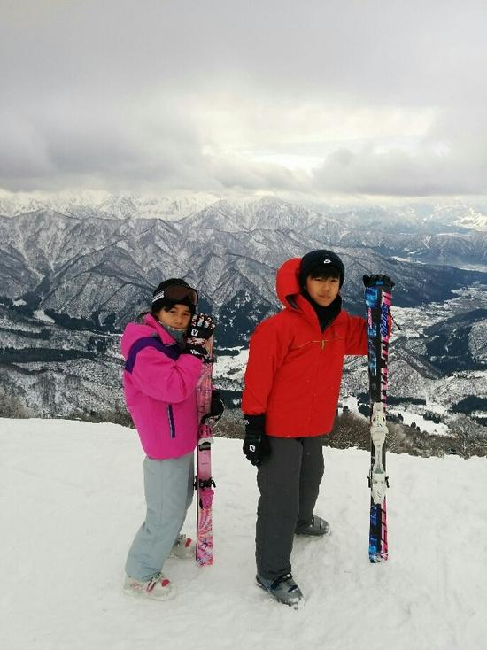 眺め良し!雪質良し!|六日町八海山スキー場のクチコミ画像