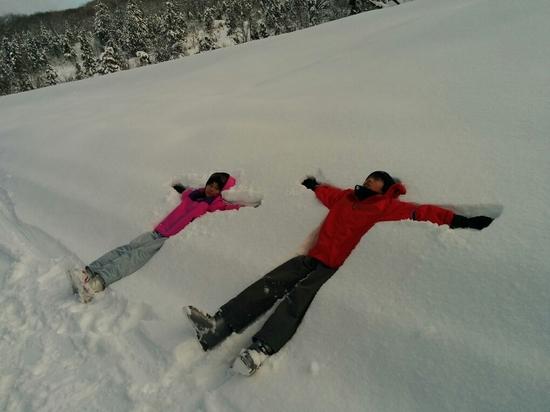 眺め良し!雪質良し! 六日町八海山スキー場のクチコミ画像2