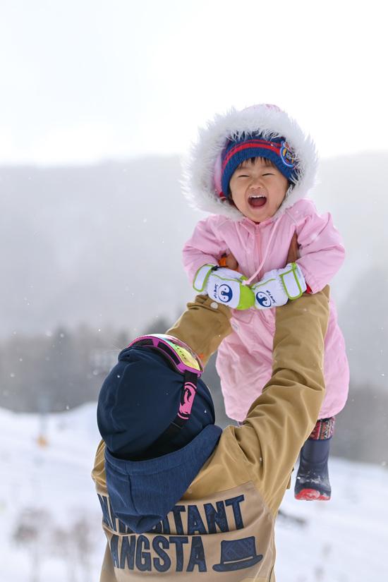 ファミリーで楽しめる|丸沼高原スキー場のクチコミ画像