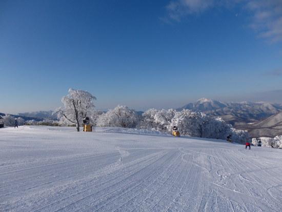 無風で最高の天気でした|箕輪スキー場のクチコミ画像