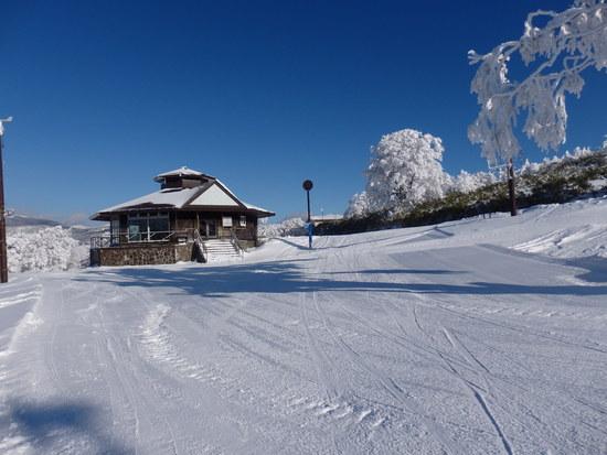 無風で最高の天気でした|箕輪スキー場のクチコミ画像3
