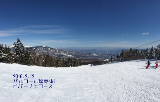 ワイド緩斜面|パルコールつま恋スキーリゾートのクチコミ画像