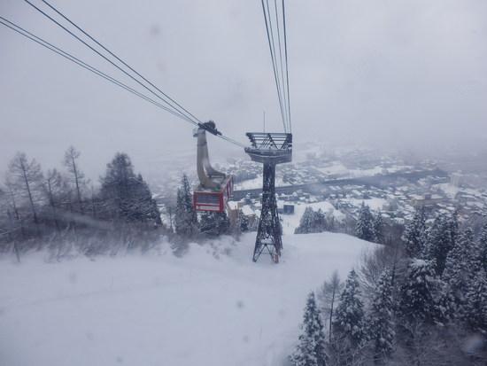 雪質最高!パウダーーーーーー|湯沢高原スキー場のクチコミ画像