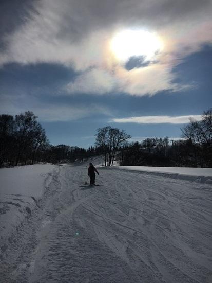 晴天|ニュー・グリーンピア津南スキー場のクチコミ画像2