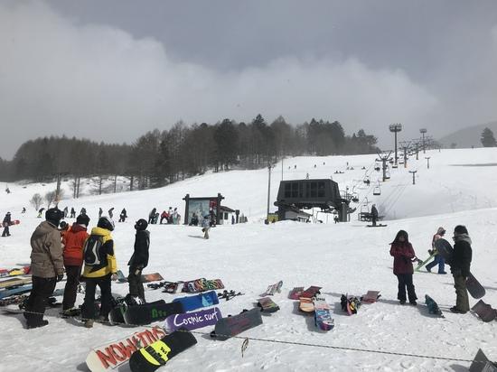 初めてのスキー|丸沼高原スキー場のクチコミ画像
