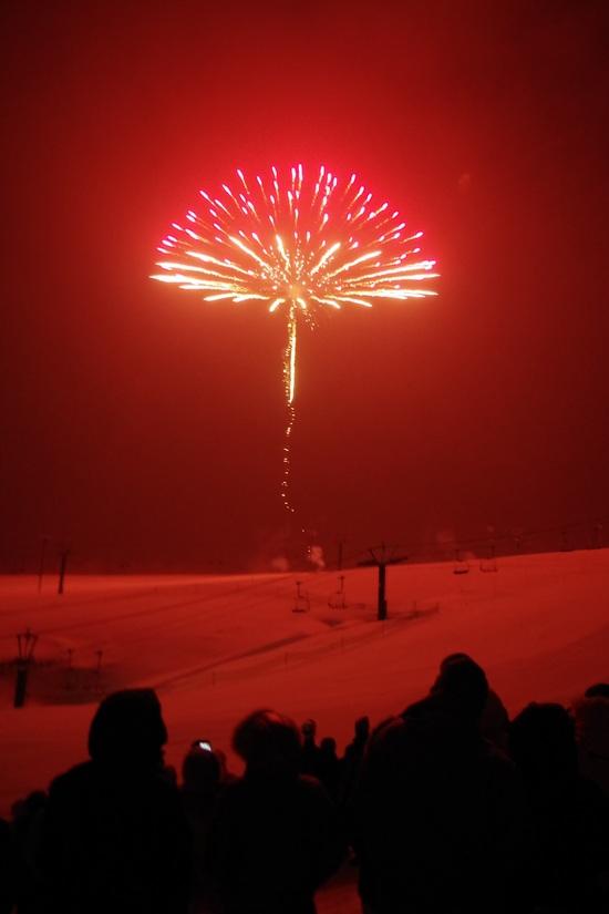 雪の祭典でした|栂池高原スキー場のクチコミ画像