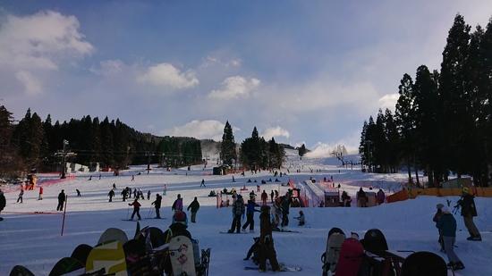 今シーズン初滑り|鷲ヶ岳スキー場のクチコミ画像