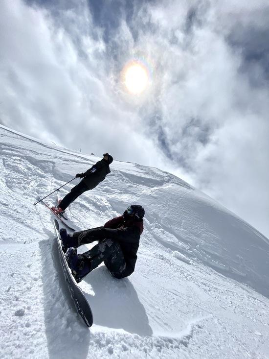 さすがの八方尾根|白馬八方尾根スキー場のクチコミ画像
