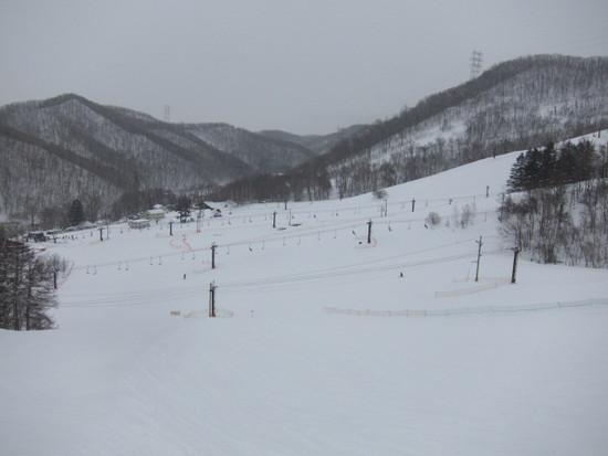 2013/03/01(金) ばんKスキー場の速報 さっぽろばんけいスキー場のクチコミ画像