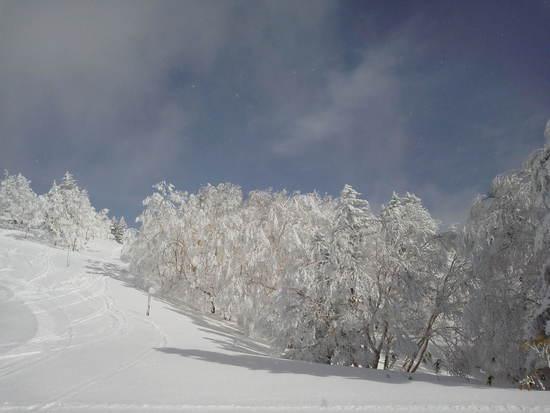 やっぱり良いです|万座温泉スキー場のクチコミ画像