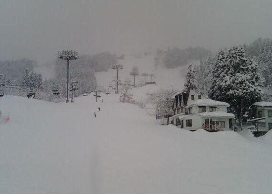 のんびり楽しみたい人もガンガンすべりたい人も楽しめます!!|石打丸山スキー場のクチコミ画像