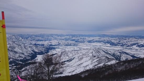 1月8日八海山|六日町八海山スキー場のクチコミ画像