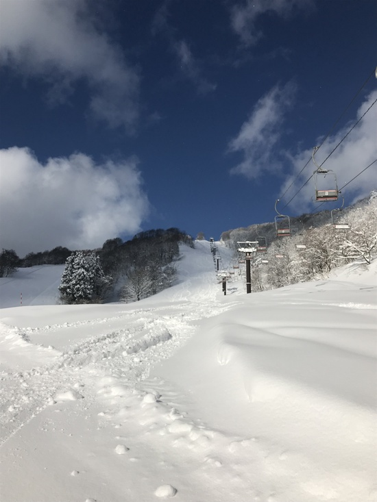 村上市 ぶどうスキー場のフォトギャラリー1