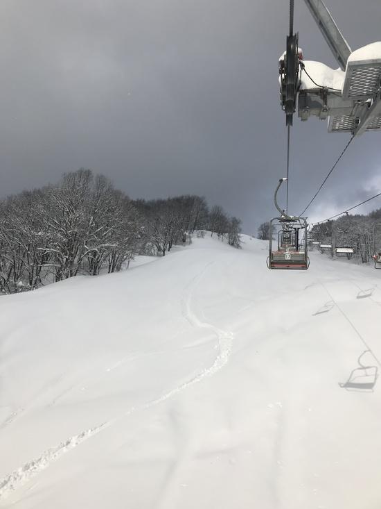 最強で最高のローカルゲレンデ!!|村上市 ぶどうスキー場のクチコミ画像2