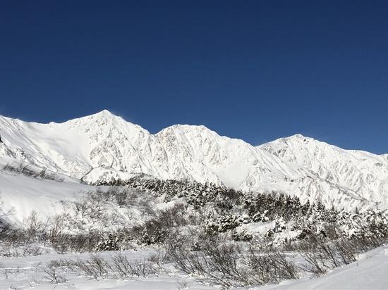 八方で初滑り!|白馬八方尾根スキー場のクチコミ画像