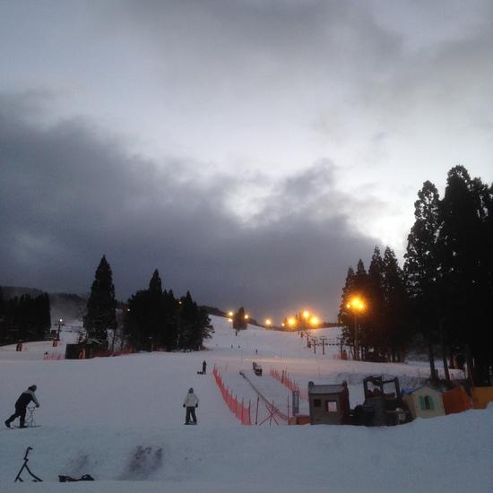 大晦日|鷲ヶ岳スキー場のクチコミ画像