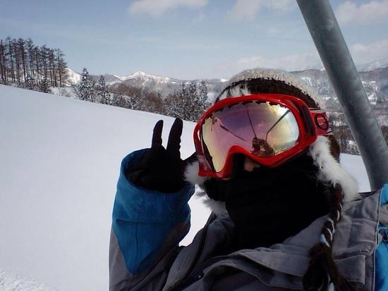 初滑り|かぐらスキー場のクチコミ画像