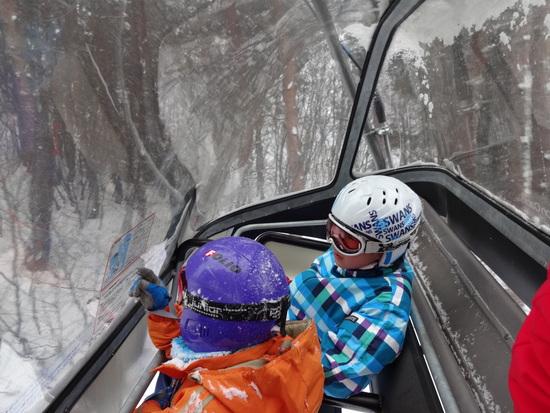 インターから近くて快適 猪苗代スキー場[中央×ミネロ]のクチコミ画像