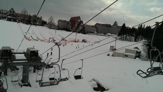 全コース制覇 上越国際スキー場のクチコミ画像